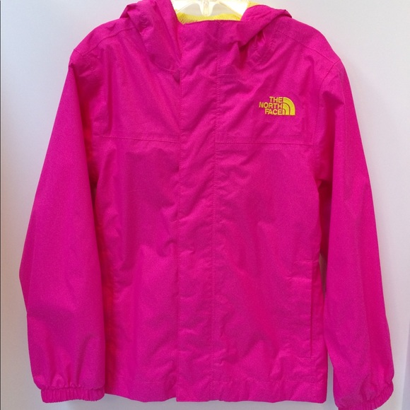 ... sweden the north face girls hyvent rain jacket size xs 6 219bc f4e5a ... 7947923e1